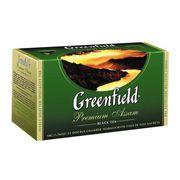 Чай черный,  чай зеленый Гринфилд