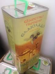 Оливковое масло первого холодного отжима Каламата Греция(фермерское)