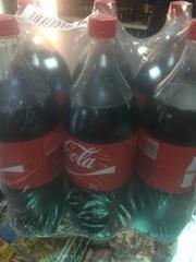 Продам Кока-Кола 2 литра.